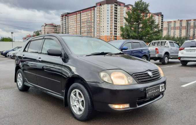 Toyota Corolla Runx, 2001 год, 335 000 руб.