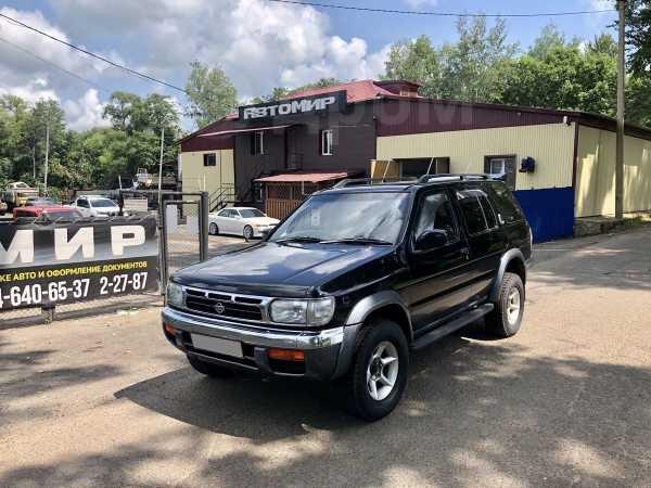 Nissan Terrano, 1996 год, 395 000 руб.