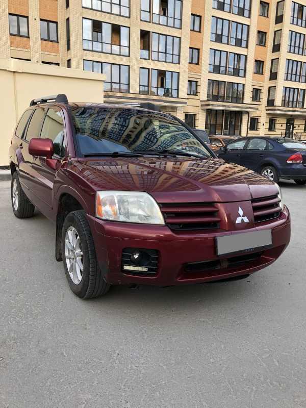 Mitsubishi Endeavor, 2003 год, 495 000 руб.