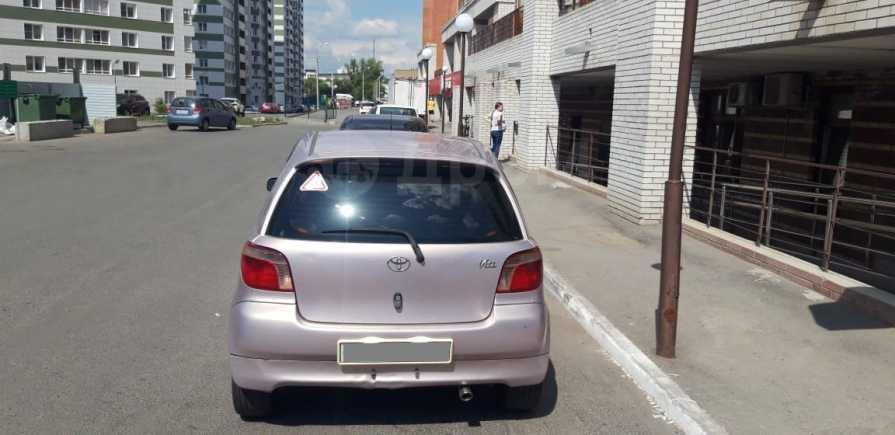 Toyota Vitz, 2000 год, 189 000 руб.