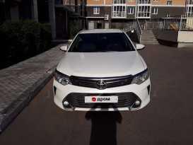 Улан-Удэ Toyota Camry 2015