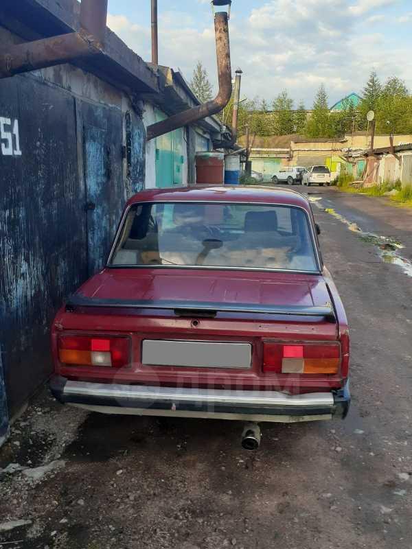 Лада 2105, 1991 год, 45 000 руб.