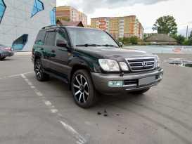 Абакан LX470 2004