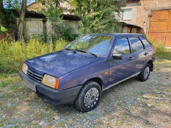 Лада 2109, 1997 год, 38 500 руб.