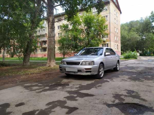 Nissan Bluebird, 1996 год, 142 000 руб.