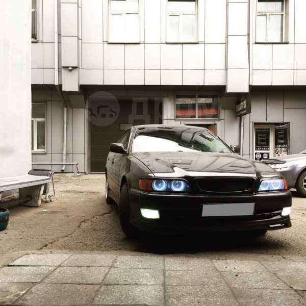Toyota Chaser, 1985 год, 370 000 руб.