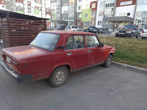 Лада 2107, 1997 год, 15 000 руб.