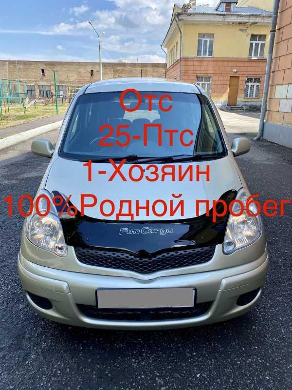 Toyota Funcargo, 2003 год, 299 000 руб.