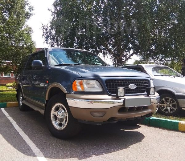 Ford Expedition, 2000 год, 530 000 руб.