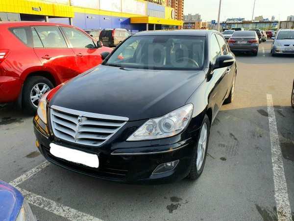 Hyundai Genesis, 2010 год, 820 000 руб.