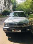 Lexus LX470, 2001 год, 800 000 руб.