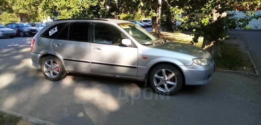 Mazda Familia S-Wagon, 2001 год, 125 000 руб.
