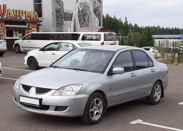 Mitsubishi Lancer, 2006 год, 205 000 руб.