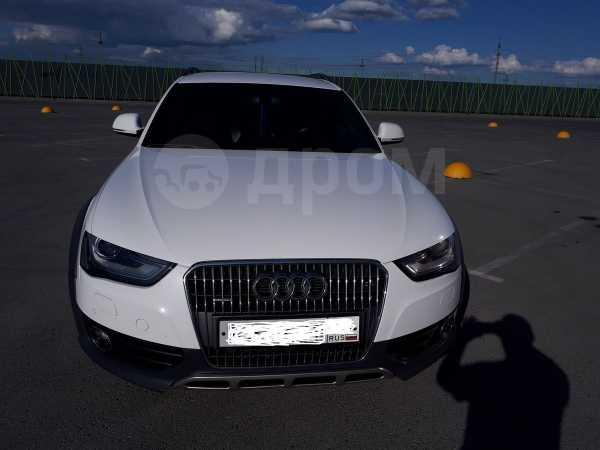 Audi A4 allroad quattro, 2012 год, 1 040 000 руб.