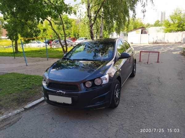 Chevrolet Aveo, 2014 год, 395 000 руб.