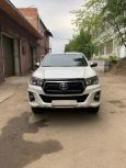 Toyota Hilux Pick Up, 2018 год, 2 172 000 руб.