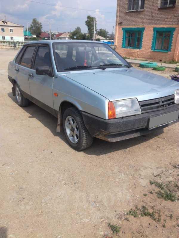 Лада 21099, 2001 год, 120 000 руб.