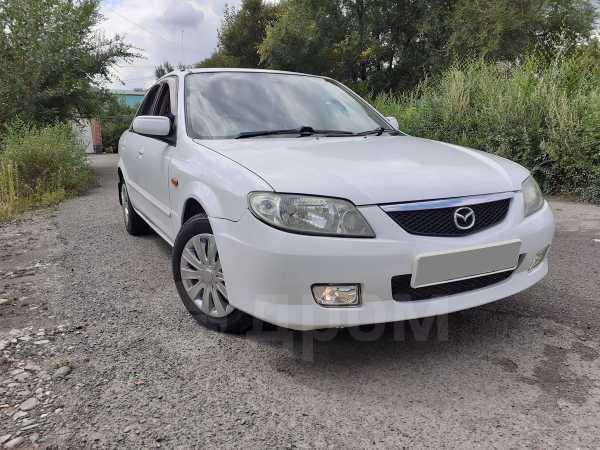 Mazda Familia, 2001 год, 222 000 руб.