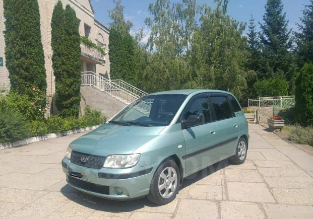 Hyundai Matrix, 2006 год, 289 000 руб.