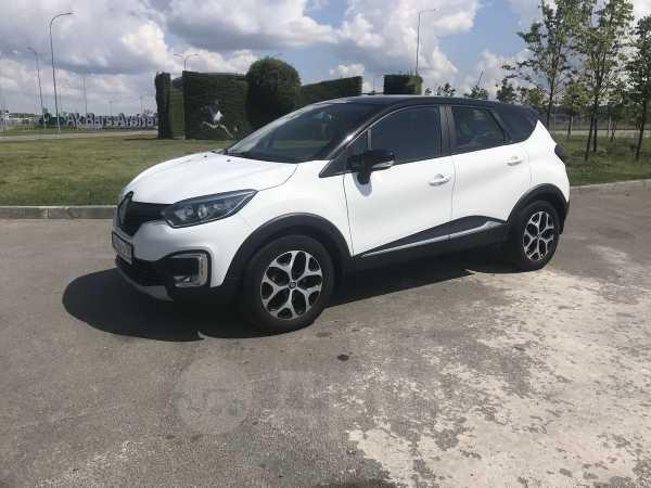 Renault Kaptur, 2017 год, 925 000 руб.