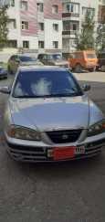 Hyundai Elantra, 2004 год, 150 000 руб.