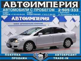 Красноярск Civic 2007