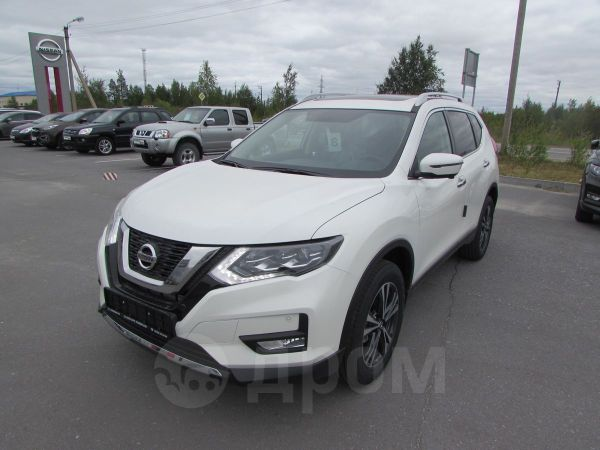 Nissan X-Trail, 2020 год, 2 221 000 руб.