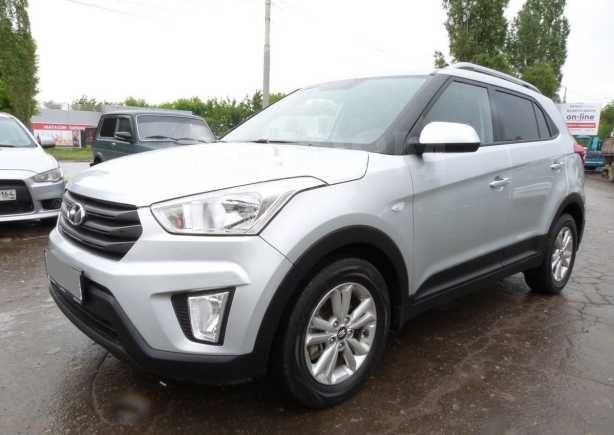 Hyundai Creta, 2016 год, 989 000 руб.