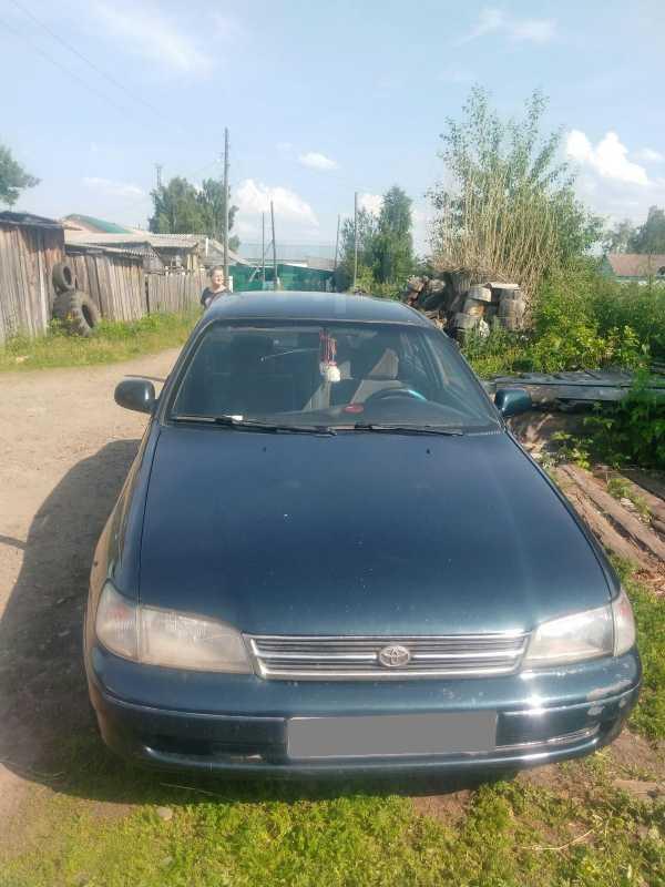 Toyota Carina E, 1992 год, 115 000 руб.