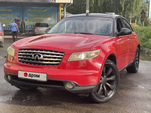 Infiniti FX35, 2003 год, 520 000 руб.