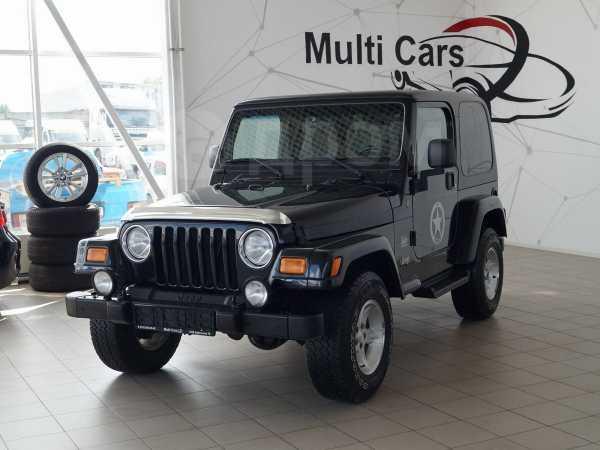 Jeep Wrangler, 2000 год, 1 250 000 руб.