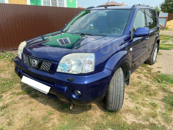 Nissan X-Trail, 2005 год, 370 000 руб.
