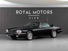 Москва Jaguar XJS 1991