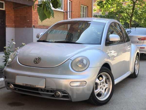 Volkswagen Beetle, 2001 год, 350 000 руб.