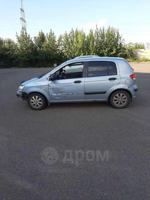 Hyundai Getz, 2004 год, 150 000 руб.