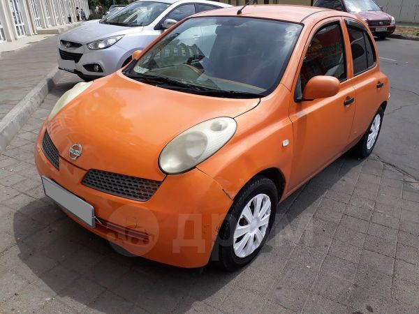 Nissan March, 2004 год, 140 000 руб.