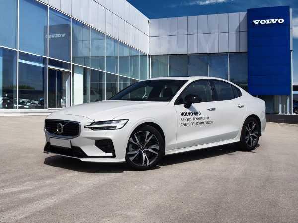 Volvo S60, 2019 год, 3 550 000 руб.