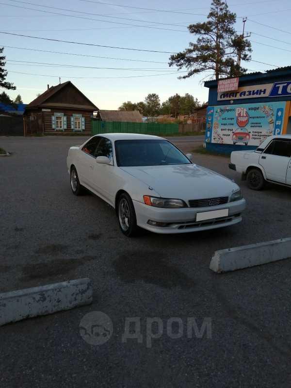 Toyota Mark II, 1988 год, 170 000 руб.