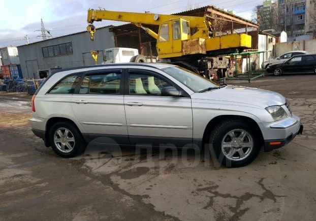 Chrysler Pacifica, 2004 год, 450 000 руб.