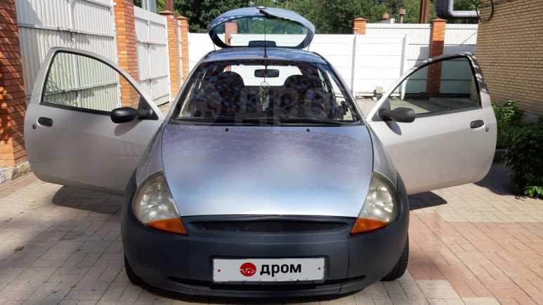 Ford Ka, 2003 год, 150 000 руб.