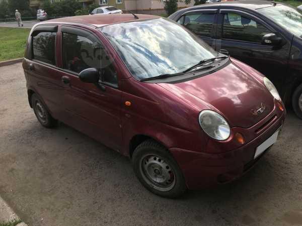 Daewoo Matiz, 2008 год, 70 000 руб.