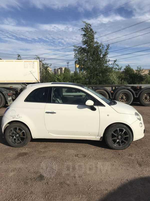 Fiat 500, 2009 год, 310 000 руб.