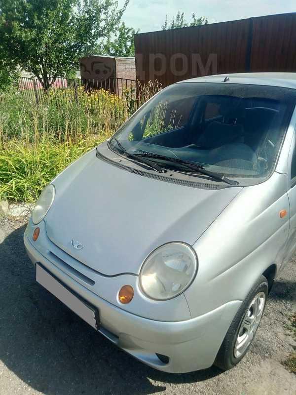 Daewoo Matiz, 2004 год, 107 000 руб.