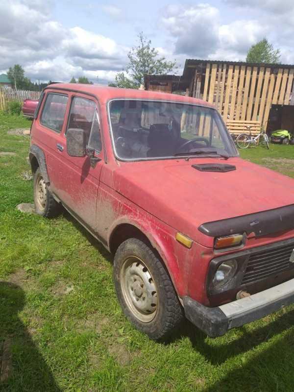 Лада 4x4 2121 Нива, 1993 год, 46 000 руб.
