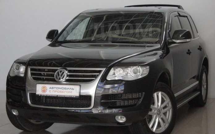 Volkswagen Touareg, 2008 год, 788 000 руб.