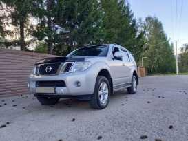 Ангарск Pathfinder 2011
