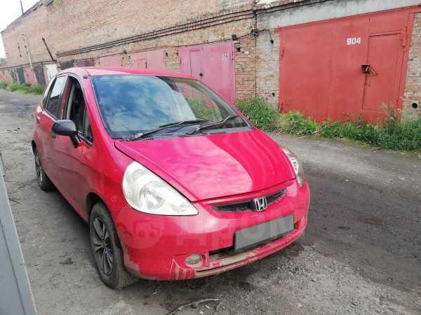 Honda Fit, 2002 год, 165 000 руб.