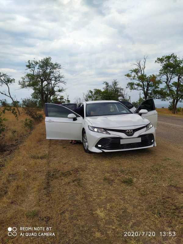 Toyota Camry, 2018 год, 1 770 000 руб.