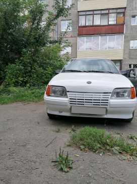 Горно-Алтайск Kadett 1988