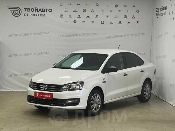 Volkswagen Polo, 2016 год, 495 000 руб.